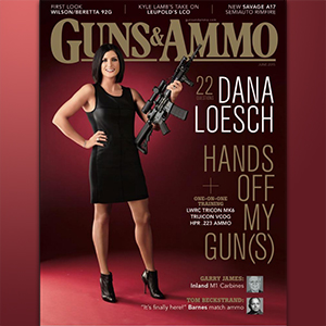 Dana Loesch unveiled as first woman on cover of 'Guns & Ammo' since 1961